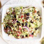 Crunchy Holiday Salad