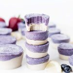 Berry Lemonade Freezer Fudge Cups