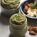 Pecan Spinach Pesto
