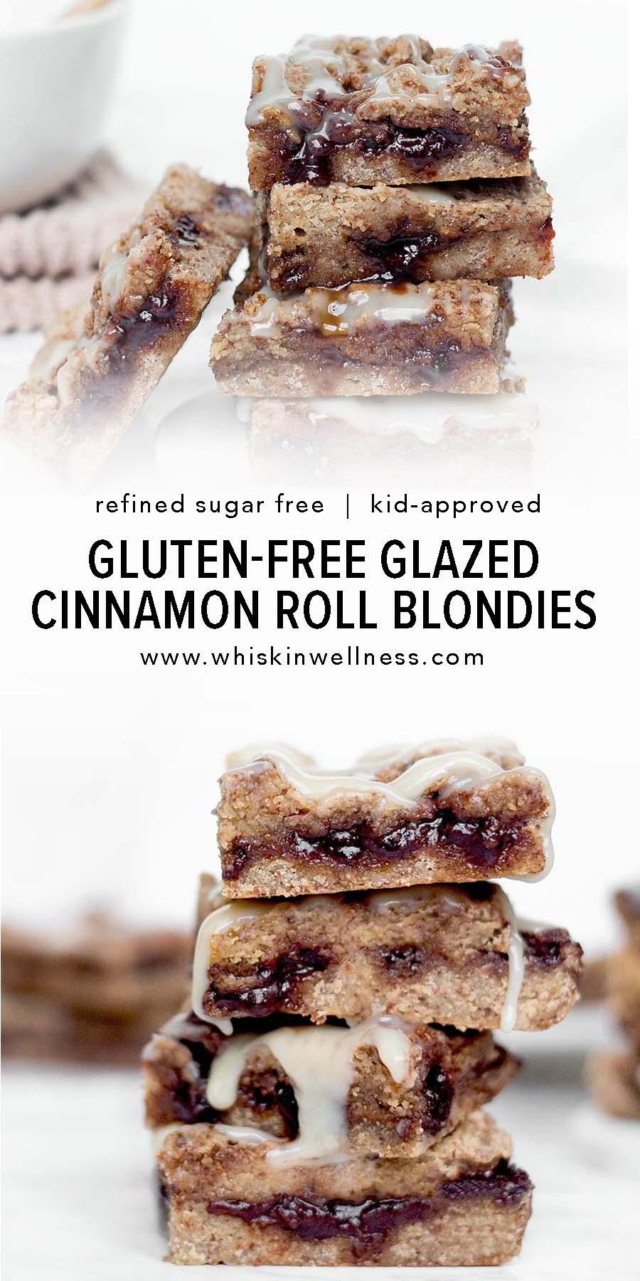 gf.glazedc.cinnamonrollblondies.wiw .pinterest