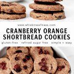 cranberryorangeshortbreadcookies.wiw .pinterst