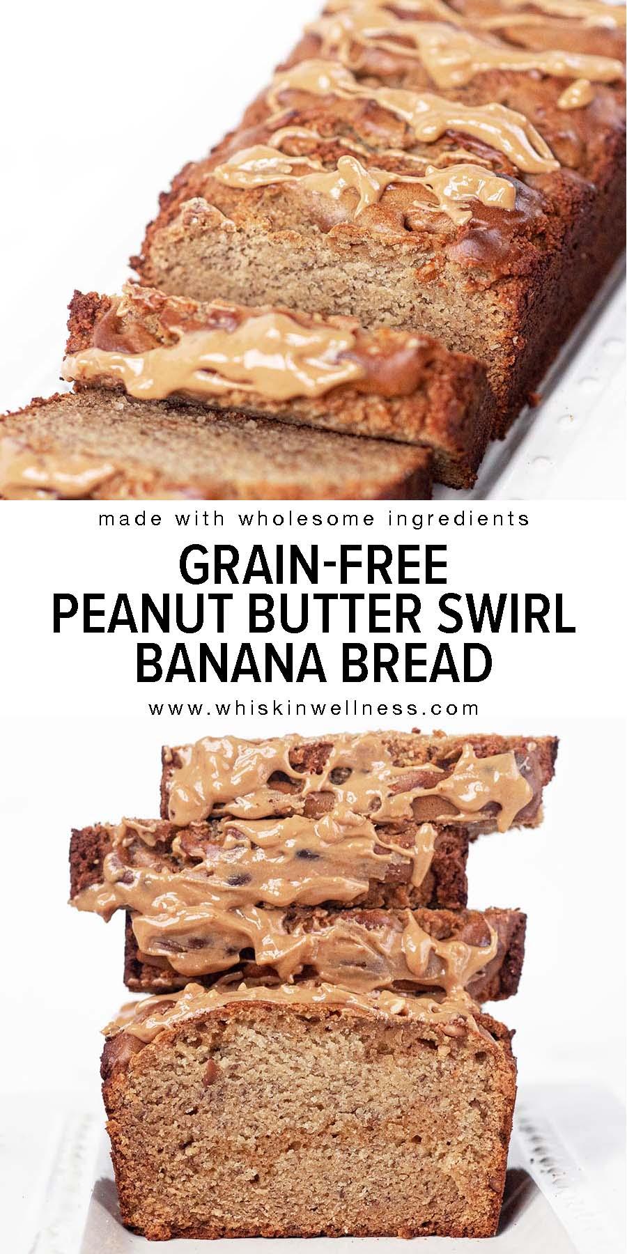 grainfree.pbswirl.bananabread.wiw .pinterest