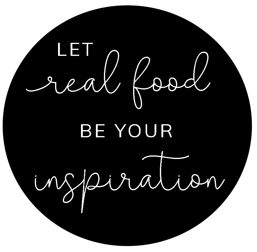 let real food be your inspiration 1