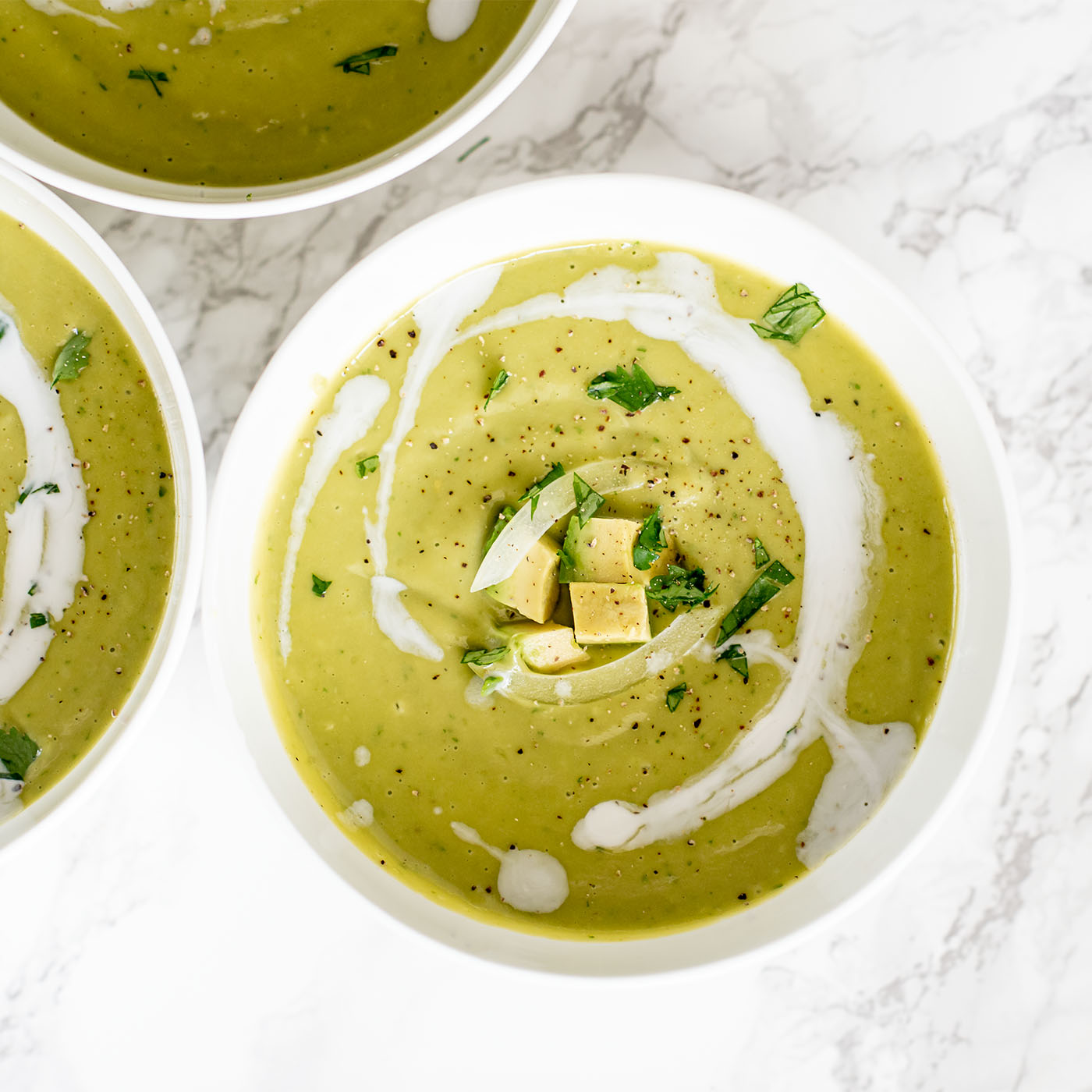 chilled avocado chile pepper vegan soup wiw 2