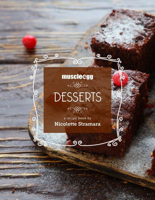 desserts cover