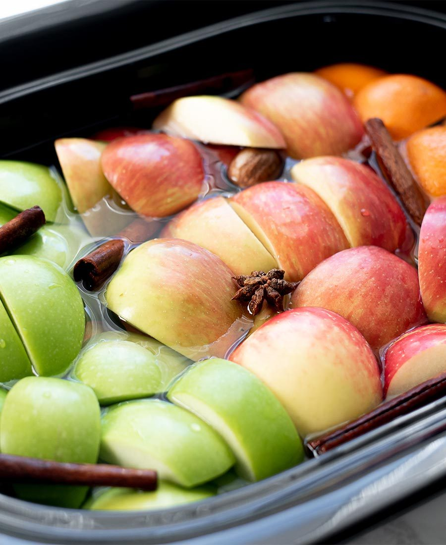 super easy crock pot apple cider whisk in wellness featured 1
