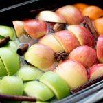super easy crock pot apple cider whisk in wellness featured