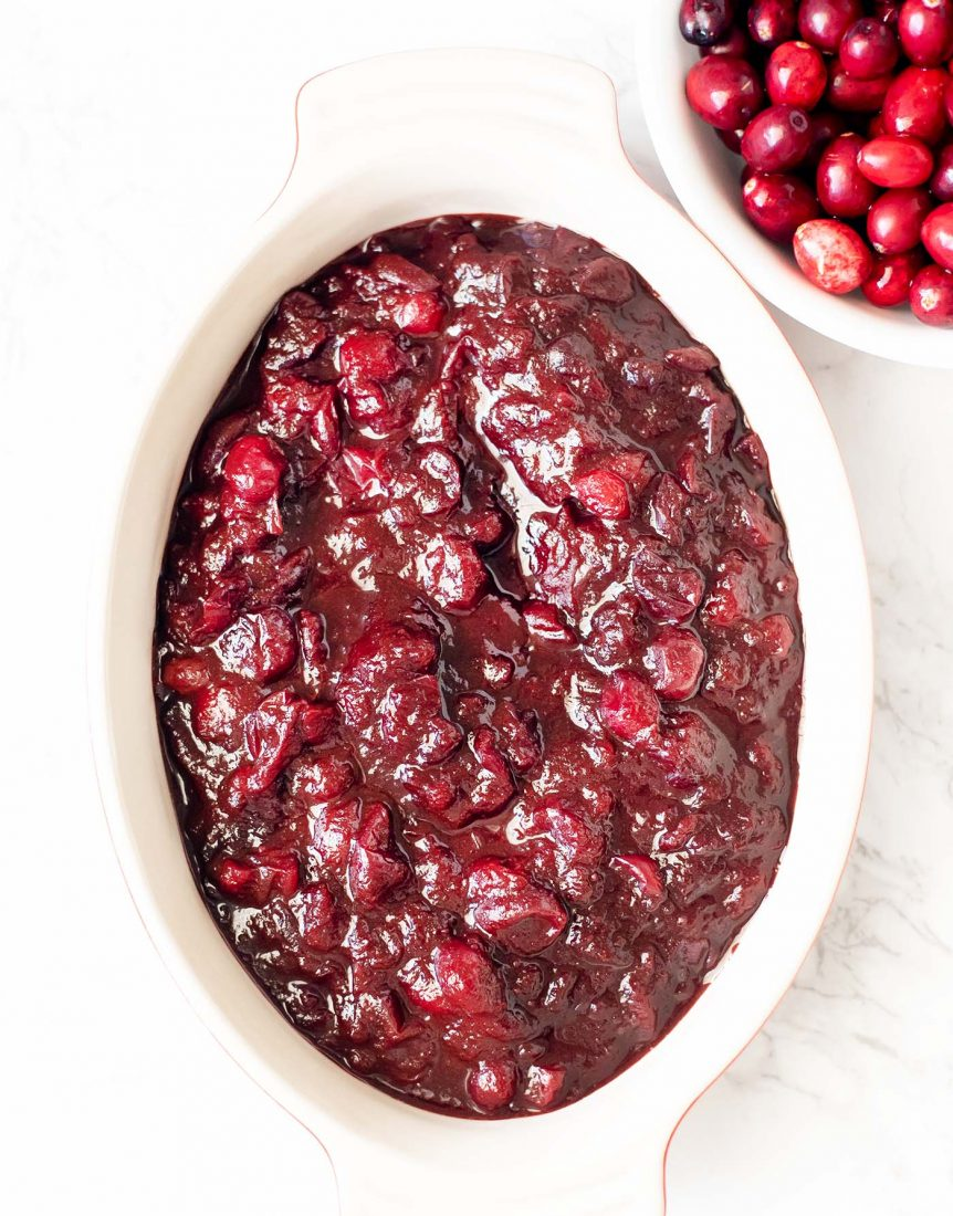 superfood cranberry sauce whisk in wellness2